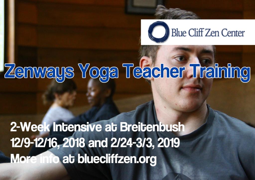 Zenways Yoga Teacher Training
