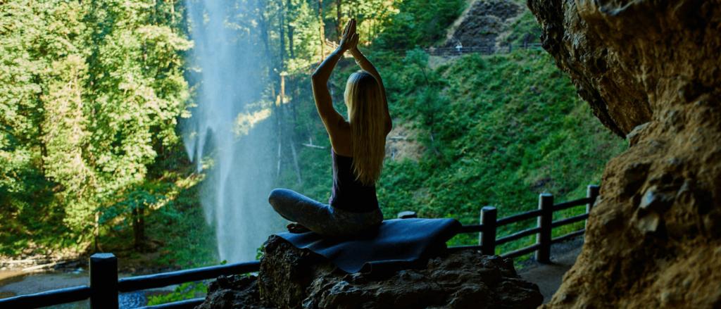 Silver Falls Retreat, Blue Cliff Zen Center