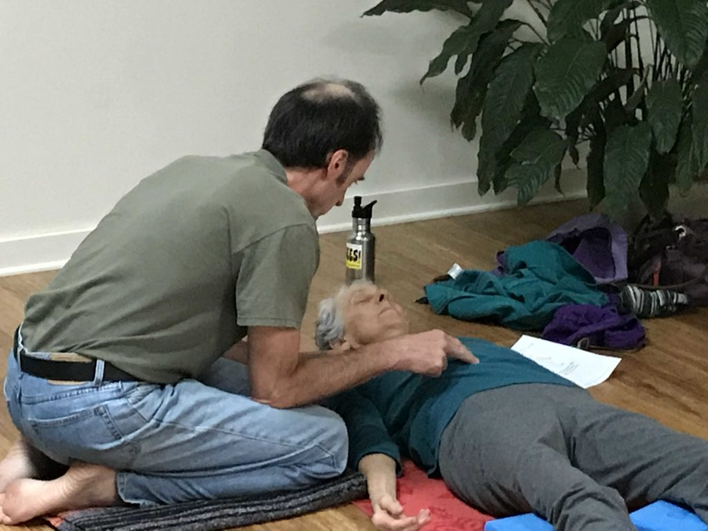 Zen Jinshin Workshop in the fall in Eugene, Oregon. Offered by Shinkai with Blue Cliff Zen Center