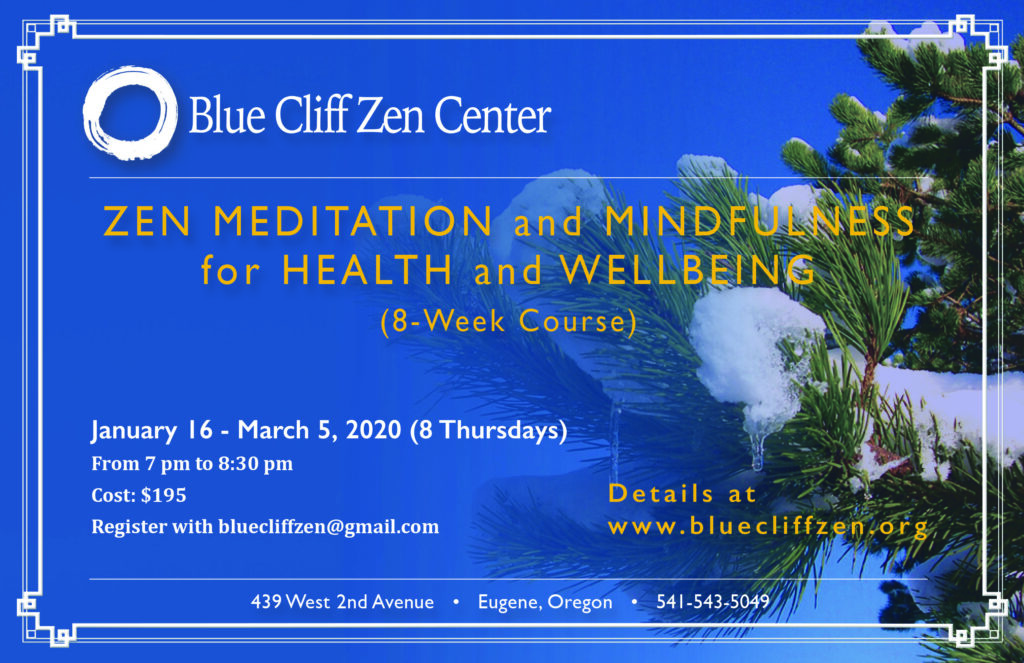 Zen Meditation and Mindfulness Course